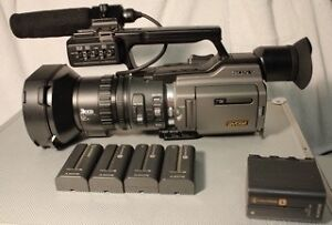 Sony Professional DSR-PD170 3 CCD MiniDV Camcorder Brentwood Melville Area Preview