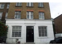 Period one bed apartment close to the Famous Broadway Market.