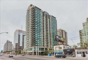 Two-bedroom condo for rent at 18 Parkview Ave (Yonge/Sheppard)
