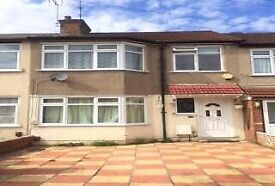 Beautiful 3-bed Terraced House for Sale at Croft Road Harrow