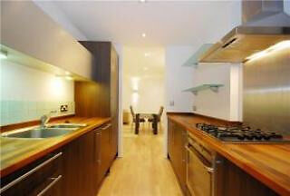 Contempory Designed two bed apartment with Private Terrace. Located near Spitalfields Market.