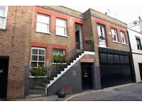 Centrally Located one bed apartment with a spacious reception area