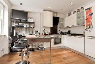 Contempory one bed apartment located near Old Street Station in Hoxton.
