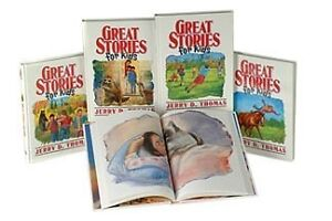 GREAT STORIES FOR KIDS, 5 vol set - Brand New!