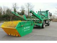 SKIP HIRE. WAIT AND LOAD SERVICE.