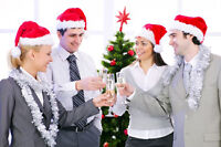 Caterer available for Corporate Christmas Parties