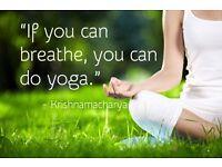Seasonal Yoga Classes