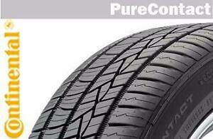 225/45R17 Continental Pure Contact 91V ECO PLUS DWS Germany Tires Promotion sale 112000 km Limited tread wear warranty