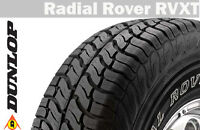 2 Dunlop Rover RVXT Tires 265/75/16