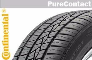 195/65R15 205/55R16 215/60R16 205/50R17 225/45R17 225/50R17 Continental Pure Contact DWS Crzay Promotion Limite Quantity