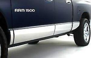 New Rocker Panels for 1994-1997 Dodge Ram Extended Cab SB