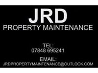 general property maintenance and handyman service - JRD property maintenance