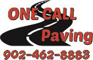 One Call Paving Ltd. -  Fall Specials On Now !!!