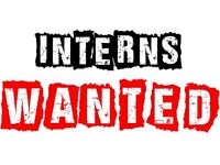Blogger blog blogging writer intern internship position for a Company in London