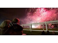 2 x Halloween Raceday and fireworks tickets for Ascot (kids go free)