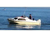 Shetland 535 Motorcabin Boat
