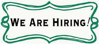 We are hiring!
