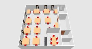 B2B Collaborative Shared Space - 15 Desks Available