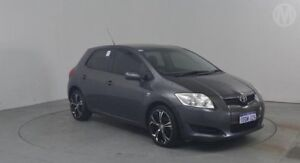 2009 Toyota Corolla ZRE152R Ascent Graphite 6 Speed Manual Hatchback Perth Airport Belmont Area Preview