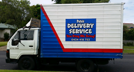 Pete's Delivery Service