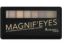 Brand new rimmel London eyeshadow palette