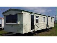 SANDYLANDS ..... WELL SITUATED 3 BEDROOM FAMILY CARAVAN FOR HIRE