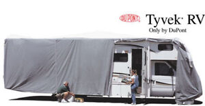 Get your RV winter ready with a RV Cover!