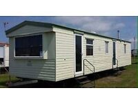 SANDYLANDS ... WELL SITUATED 3 BEDROOM FAMILY CARAVAN FOR HIRE ... £50 ....