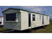 SANDYLANDS .... 3 BEDROOM FAMILY CARAVAN FOR HIRE .... £50 .....