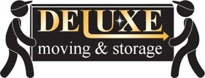 Deluxe Moving, Cambridge, Kitchener and Waterloo MOVING SERVICES