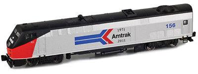 AZL Z Scale Locomotive GE P42 Heritage Phase 1 Amtrak #156