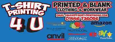 T-Shirt printing 4U