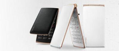 LG wine Smart LG-T480 WHITE Flip Folder Phone 8.8cm 3.5inch Screen 3G only