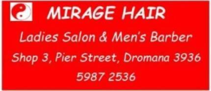 Senior Hairdresser Part-time Position Dromana Mornington Peninsula Preview