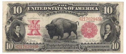 Bison Note Ebay