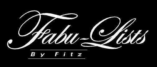 Fabu~Lists by Fitz