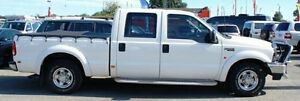 2005 Ford F250 RN XLT PETROL/GAS White 4 Speed Automatic Utility Bellevue Swan Area Preview