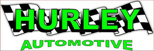 HURLEY AUTOMOTIVE LTD.