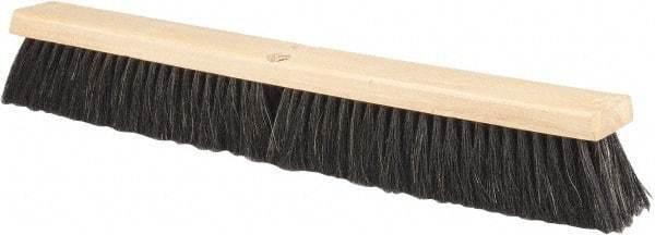 """PRO-SOURCE 24"""" General Purpose Horsehair Push Broom"""