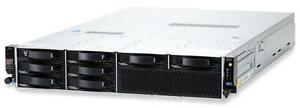 IBM Server System x3620 M3 Xeon QuadCore 2.26GHz - 8Gb RAM ECC - 3 x 300Gb