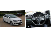 just been serviced Volkswagen Polo DSG