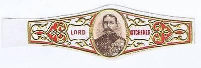Lord Kitchener portrait cigar band  Mint  gum