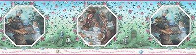 Tales Border - Fairy Tales Wallpaper Border WF103361
