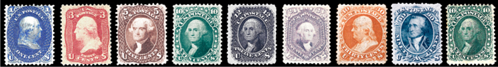 RLS Stamps
