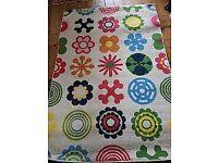 IKEA Lusy Blom rug 133cm x 195cm