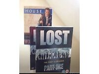 DVD House and Lost