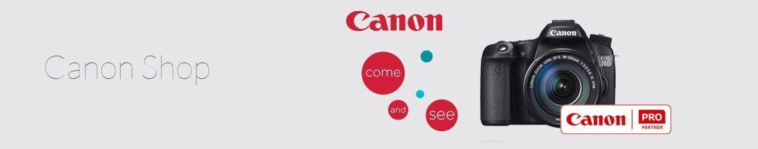 Canon shop Achatzi