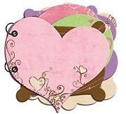 Love Scrapbook Album