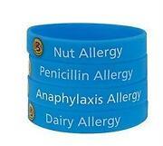 Allergy Wristband
