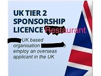 Want to sell Restaurant ?? Have you got Tier 2 sponsorship license?